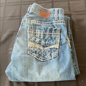 BKE Justin denim jeans